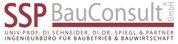 SSP BauConsult - Geschäftsbereich Bauwirtschaft
